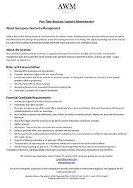 Financial Warranty Letter aerospace warranty management limited home