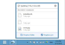 dropbox windows dropbox spruces up its desktop interface for windows and mac pcworld