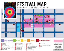 nmf 9 companion schedule and festival map news