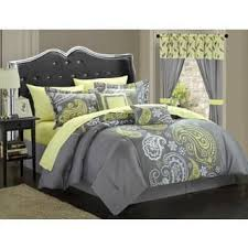 Black And White Paisley Comforter Grey Paisley Bedding U0026 Bath Store Shop The Best Deals For Dec