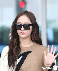 krystal chops off her hair to the shortest length ever u2014 koreaboo
