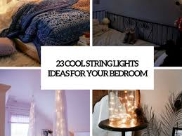 bedroom decor awesome string lights for bedroom amazingly pretty