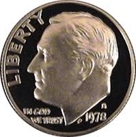 1978 d roosevelt dime value cointrackers