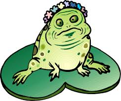 images of frogs on lily pads free download clip art free clip