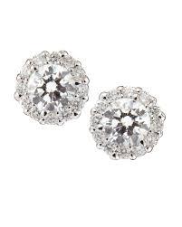 diamond stud earring neiman diamonds diamond stud earrings
