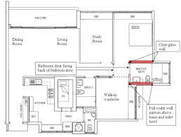 Master Bedroom Floor Plan Designs Floor Plan Master Bedroom Toilet Feng Shui Forum Geomancy House