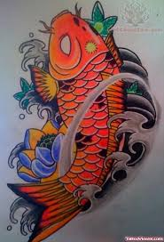 carpa koi tattoo design tattoo viewer com