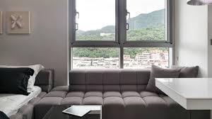 Bedroom Sofa Design Contemporary Gray Sofa Interior Design Ideas