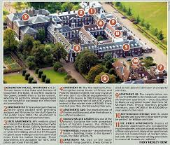 who lives in kensington palace ghost storeys will kate feel trapped in diana s prison at