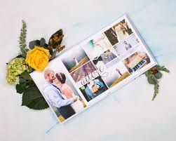 modern photo album wedding photo book ideas mixbook inspiration
