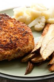 oven fried pork chops weight watchers kitchme