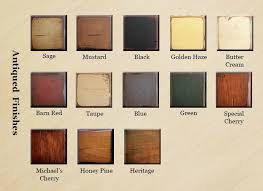 Wood Cabinet Colors Best 25 Primitive Kitchen Cabinets Ideas On Pinterest Hoosier