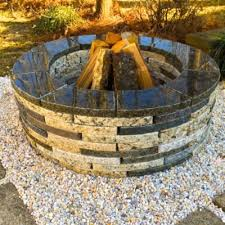 Granite Fire Pit by Recycled Stone Products Momax Marble U0026 Granite