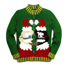 whoopi goldberg u0027s ugly christmas sweaters with lord u0026 vogue