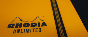 rhodia unlimited with soft touch cover review officesupplygeek