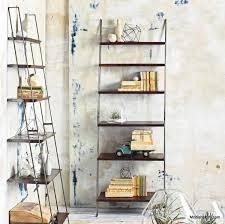 roost leaning book shelf u2013 modish store