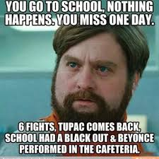 Going Back To School Meme - 20 funny school memes for students sayingimages com
