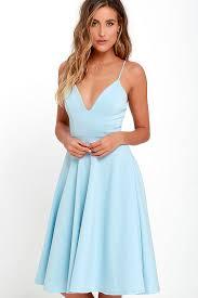 light blue dress lovely light blue dress midi dress skater dress 54 00