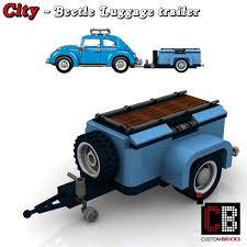 lego mini cooper instructions custombricks de lego city anhänger fahrzeug trailer