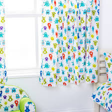 Yellow Nursery Curtains Childrens Nursery Curtains Junior Tweens Top Pencil