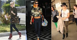 trend alert camouflage how to wear camo