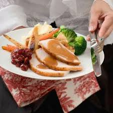 a last minute timeline for cooking thanksgiving dinner