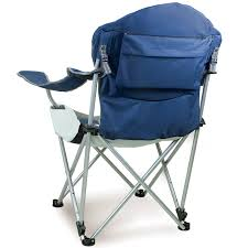 Coleman Reclining Camp Chair Reclining Camp Chair Navy Picnic Time 803 00 138 Folding