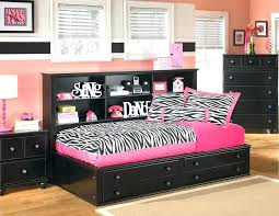 twin captains bed with bookcase headboard twin bed with drawers and bookcase headboard coachesforum co