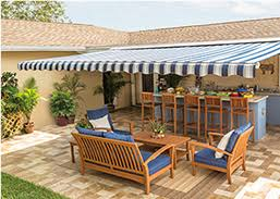 Deck Canopy Awning Sunsetter Awnings Retractable Deck And Patio Awning