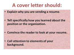 writing a cover letter what is a cover letter a cover letter is