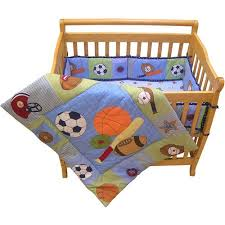 Walmart Mini Crib Bedtime Originals Sports Mini Crib Bedding 3 Set