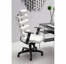 White Modern Desk Chair Modern Office Chairs Foter