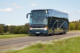 setra s 416 hdh test vehicle impressive blend of technology