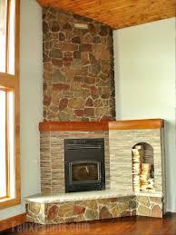 corner gas fireplace pictures stone design ideas photos designing