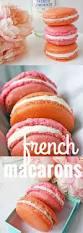 french macarons modern honey