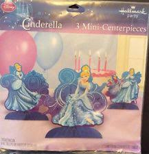 Cinderella Centerpieces Princess Centerpiece Party Supplies Ebay
