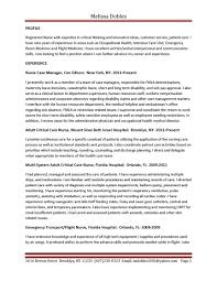 Revised Resume Resume Melissa Dobles Bsn Rn