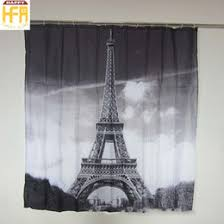 Shower Curtain Sale Eiffel Tower Shower Curtains Online Eiffel Tower Shower Curtains