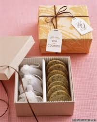 cookie box favors tea and cookie boxes great for thank you gifts baby showers etc