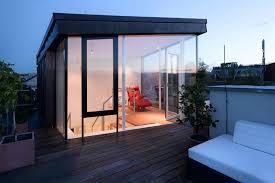 Loft Modern Modern Loft Terrace Exterior Design Terrace Pinterest Modern