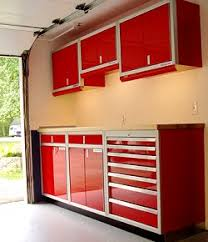 how to hang garage cabinets choosing the right garage cabinets