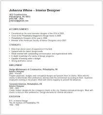 interior design resume exles autocad interior design resume sles designer word format sle