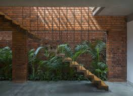 Brick House by Gallery Of Brick House Architecture Paradigm 3