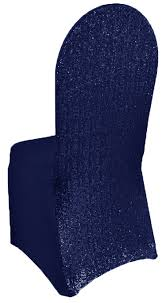 blue chair covers navy blue sequin spandex chair covers wholesale