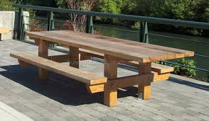 Outdoor Patio Table Plans by Outdoor Patio Table Plans 10 Best Outdoor Benches Chairs