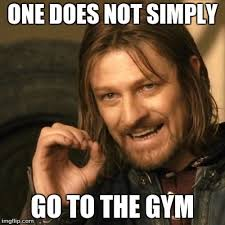 Meme Crazy - 10 memes of crazy excuses to not go to the gym bebee producer
