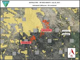 Wild Fires In Montana July 2017 by 2017 07 25 12 56 00 415 Cdt Jpeg