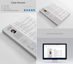 good resume format in word 20 professional ms word resume templates with simple designs