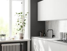 3d visualization small scandinavian apartment