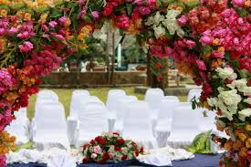how to incorporate nature into your wedding nacmme